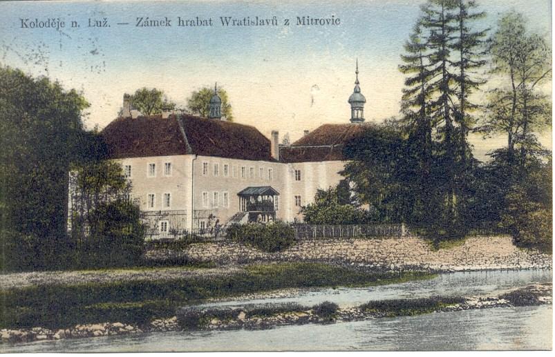 dt-0031-kolodeje-zamek-hrabat-wratislavu-z mitrovic
